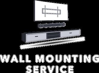 Wall Mounting Service Logo